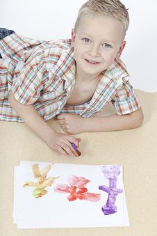 Free Boy Stock Image - 19094991