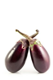 Free Fresh Aubergine Royalty Free Stock Photo - 19096695