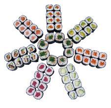 Free Sushi Stock Photos - 19097253