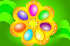 Free Easter Basket Stock Photos - 19098453