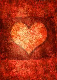 Valentine S Day Grunge Background Stock Images