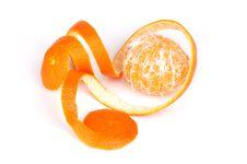 Free Ripe Tangerine Stock Image - 19099961