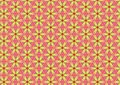 Free Yellow Daisies On Pink Pattern Royalty Free Stock Photos - 1913258