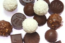 Free Chocolate Candies Royalty Free Stock Photo - 1910065