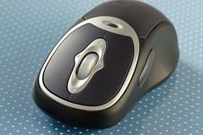Laser Mouse Royalty Free Stock Images