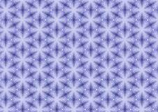 Free Winter Snowflakes Pattern Blue Stock Photo - 1913310