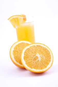 Free Orange Juice Royalty Free Stock Image - 1913836