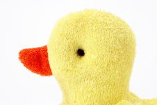 Free Toy Duck Head Stock Photography - 1914012