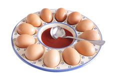 Free Eggs Royalty Free Stock Photo - 1914985