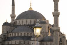 Free Blue Mosque Royalty Free Stock Images - 1915969