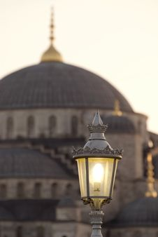 Free Blue Mosque Royalty Free Stock Photos - 1915978