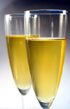 Free Wine Glasses Stock Photo - 1917290