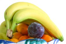 Free Fruit Bowl Royalty Free Stock Photo - 1919675