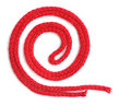 Free Red Synthetic Ropes Royalty Free Stock Image - 19102306