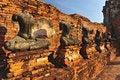 Free Headless Buddha Ruins Royalty Free Stock Photo - 19106595