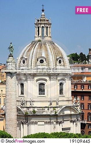 Free Rome, Italy Royalty Free Stock Photo - 19109445