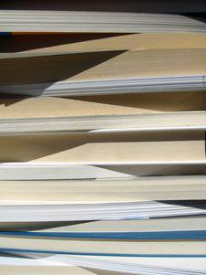 Free Books Royalty Free Stock Photos - 19100198
