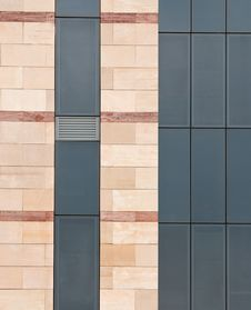 Office Building Exterior Stock Images