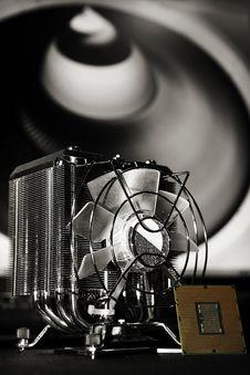Free Processor CPU Royalty Free Stock Photo - 19103765