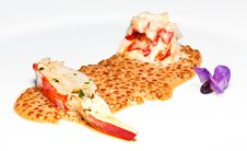 Free Lobster Slice Stock Photos - 19104063