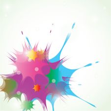 Free Abstract Colorful Background Royalty Free Stock Photography - 19104677