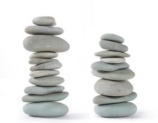 Free Stones Balancing Stock Images - 19104974