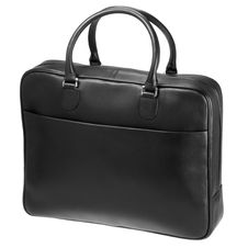 Free Black Leather Bag Stock Image - 19105351