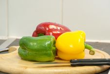 Free Color Peppers Stock Photo - 19108540