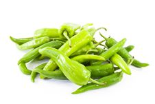 Free Chilli Peppers Royalty Free Stock Photography - 19108547
