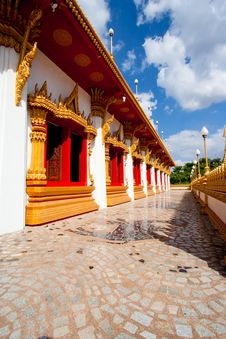 Free Temple In Thailand Royalty Free Stock Image - 19109206