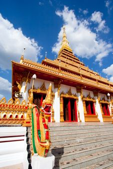 Free Temple In Thailand Stock Image - 19109221