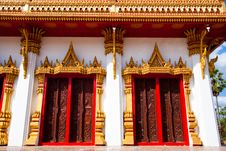 Free Temple In Thailand Royalty Free Stock Photography - 19109317