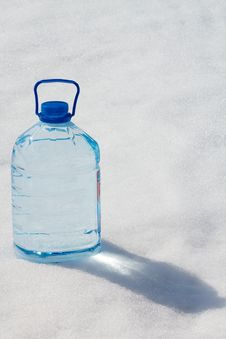 Free Bottle  Water  Transparent  Pure Stock Photography - 19109352