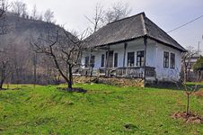 Free Transylvania House Stock Photos - 19109583