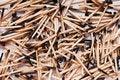 Free Burned Matches Stock Photos - 19113683