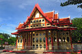 Free Railway Station In Hua Hin, Thailand Royalty Free Stock Photography - 19116027
