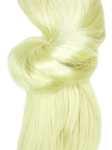 Free Shiny Blond Hair Knot Stock Image - 19110661