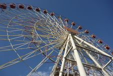 Free Ferris Wheel Royalty Free Stock Photography - 19110807
