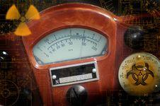 Radiometer Royalty Free Stock Image