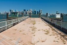 Free New York Harbour Royalty Free Stock Photo - 19111125