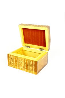 Free Wooden Casket Stock Images - 19113924