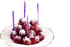 Free Grapes Royalty Free Stock Photo - 19114695