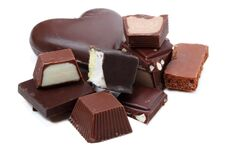 Free Different Chocolates Royalty Free Stock Photography - 19115347