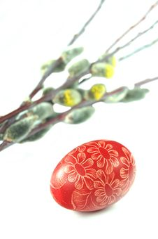 Free Easter Decoration Royalty Free Stock Photo - 19115475