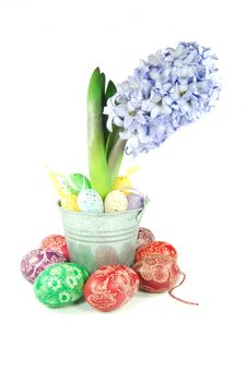 Free Easter Decoration Royalty Free Stock Image - 19115626