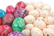 Free Easter Eggs Royalty Free Stock Images - 19115729