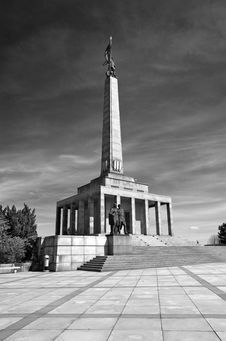 Free Slavin Memorial Monument Stock Photos - 19116013