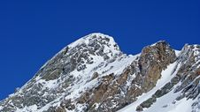 France, Les Arcs Royalty Free Stock Images