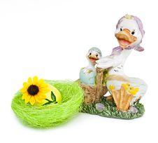 Free Easter Souvenir. Royalty Free Stock Photos - 19116538