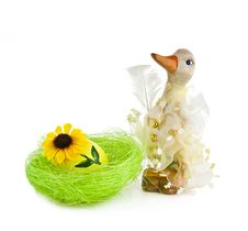 Free Easter Souvenir. Royalty Free Stock Photos - 19116548